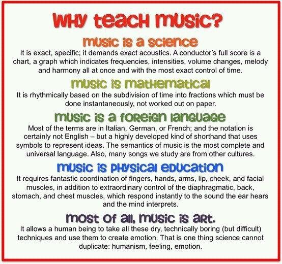 teach music