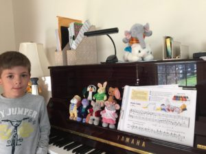Music lessons children