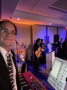 Greg at zigfield ballroom NYC